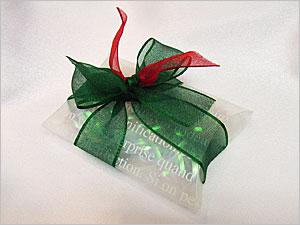 クリスマス仕様のラッピング 無料サービス中!