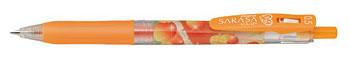 サラサクリップ(インク:オレンジ 香り:ピュアマンゴー)
