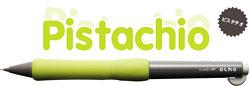 ボディノック式シャープペン OLNO(オルノ)ピスタチオ