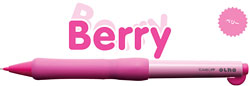ボディノック式シャープペン OLNO(オルノ)ベリー
